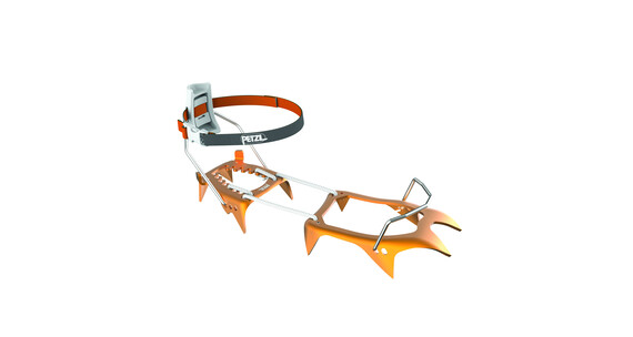 Petzl Leopard LLF Crampons orange